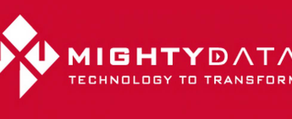 Mighty Data Logo
