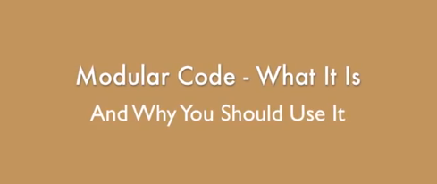 FileMaker Pro Advanced – Modular Code – What Is It and Why You Should Use It – YouTube