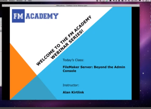 FileMaker Server — Beyond the Admin Console – YouTube