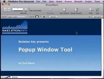 Animated FileMaker Pop Up Windows: Part 1 – YouTube