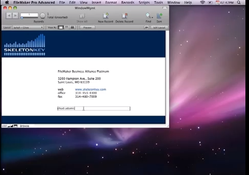 Animated FileMaker Pop Up Windows: Part 2 – YouTube