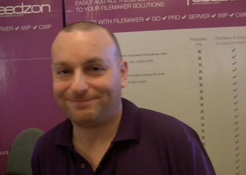 FileMaker DEVCON 2013 – feedzon – YouTube
