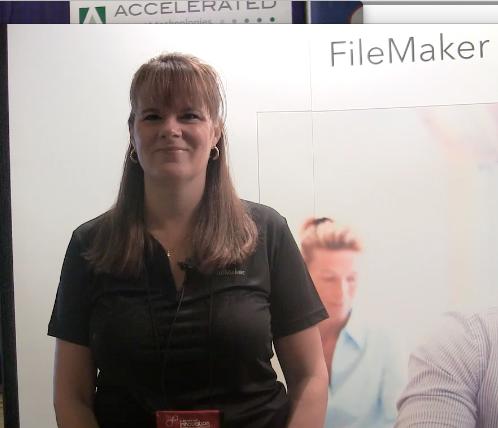 FileMaker DEVCON 2013 – Leslie Kareckas – Senior Product Marketing Manager, FileMaker Inc.