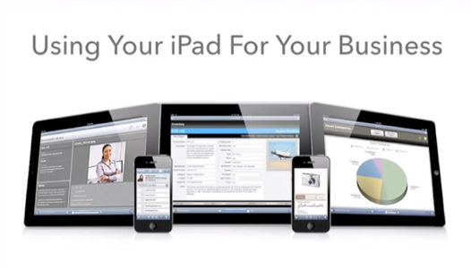 Webinar: Using Your iPad For Your Business – FileMaker UK