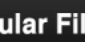 Modular FileMaker