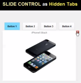 Slide Control Example