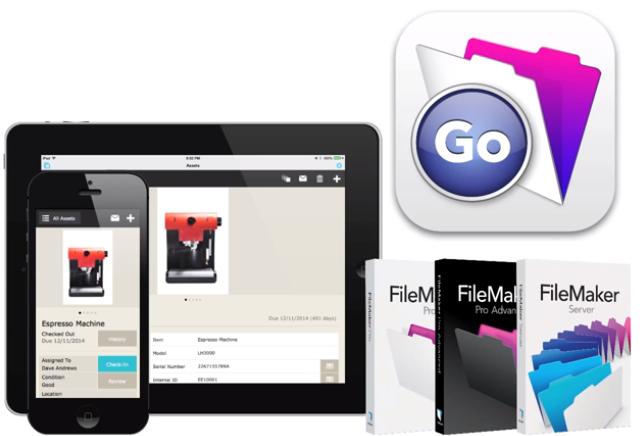 FileMaker Go Image