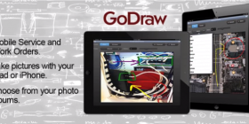 Go Draw layout