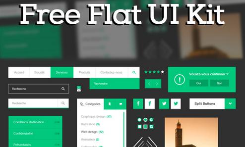 Green UI Kit