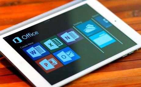 iPad Office image
