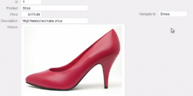 Red Shoe picture