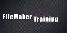FileMaker Training