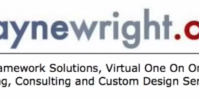 Dwayne Wright Logo