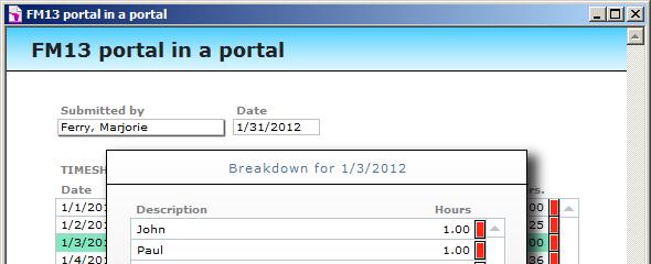 FileMaker 13: Popovers and Portals in Portals