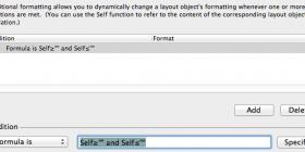 FileMaker Self Example