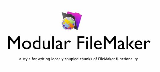Logo for Modular FileMaker