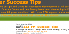 FM Success tips 322