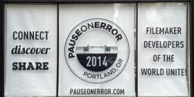 Pause on Error ad in window