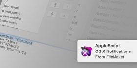 Applescript example from FileMaker