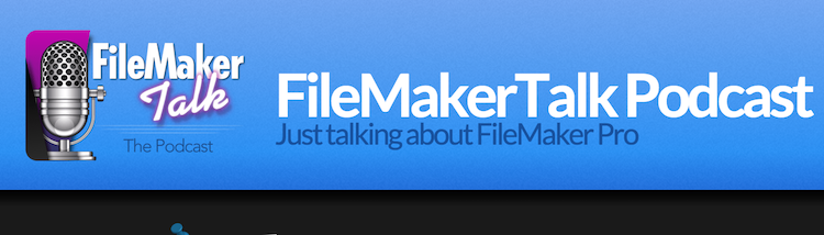 FileMakerTalk Podcast 115
