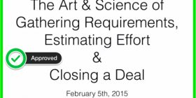 The art and science of closing sales