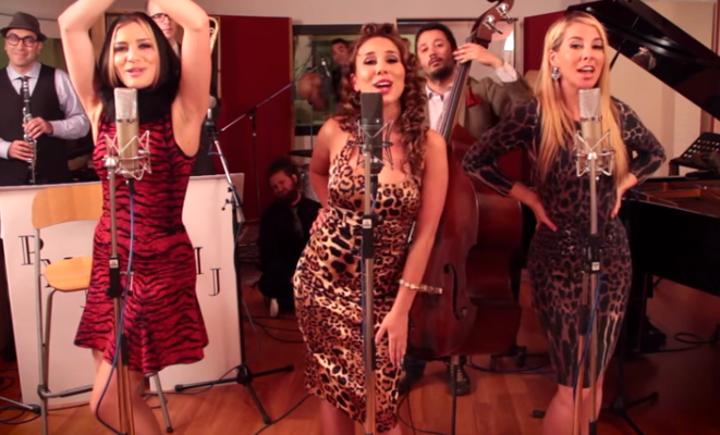 All About That Bass – Postmodern Jukebox European Tour Version – YouTube