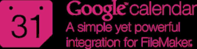 Google Calendar Integration for FileMaker
