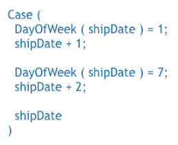 FileMaker Function of the Week: Day Functions