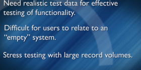 Test Data