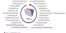 FileMaker Server 14 Script Triggers
