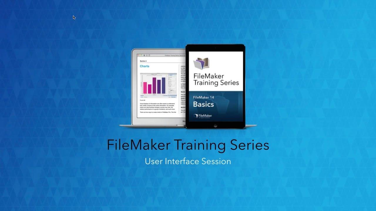 FileMaker Training Series