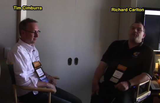 FilemakerDevCon 2015 : Cimbura and Carlton Interview