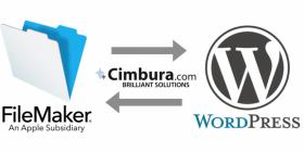 FileMaker to Wordpress Integration