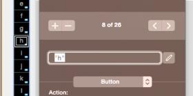 Alphabetical Search Button Bar in FileMaker 14