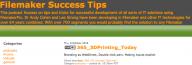 Filemaker Success Tips 365