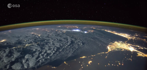 Lightning from Space
