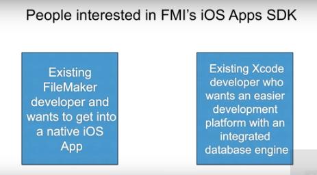 Make FileMaker Apps for Apple's App Store