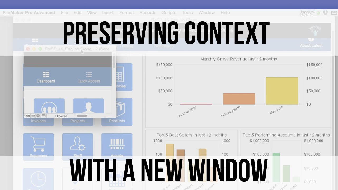 Window Context