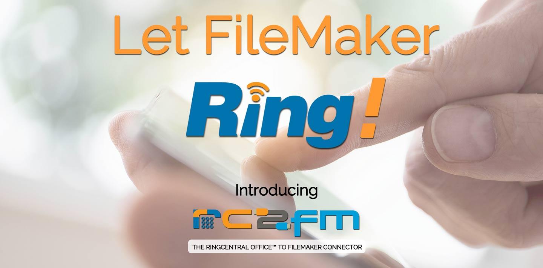 Let FileMaker Ring
