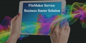 FileMaker Service Business Starter Solution