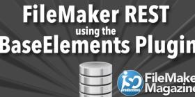 FileMaker REST