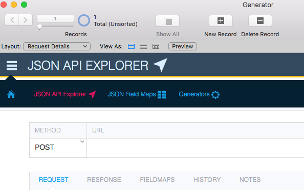 API Generator
