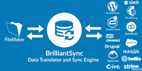 BrilliantSync Logo