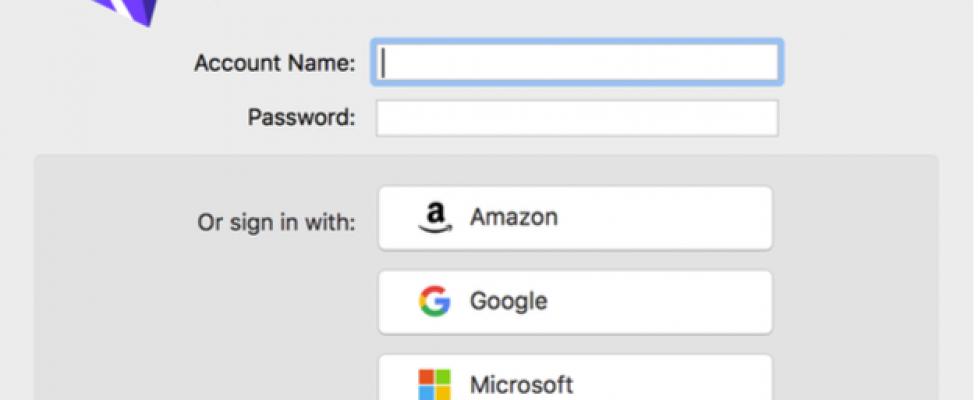 FileMaker External Authentication View