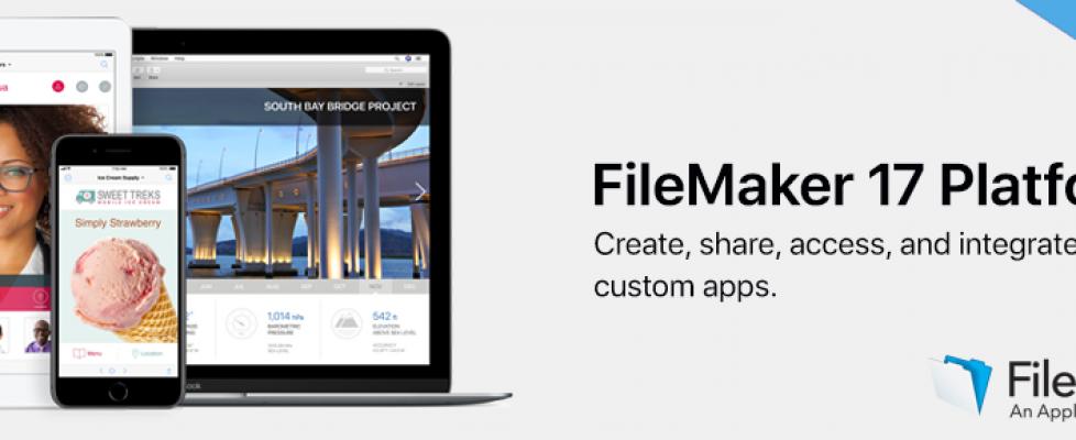 FileMaker 17 Banner