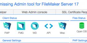 FMS Missing Admin Tool photo