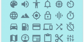 FileMaker SVG icons