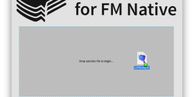 LiveCode for FM Native demonstration