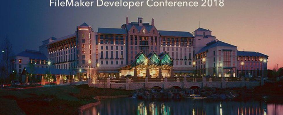 FileMaker DevCon 2018 hotel