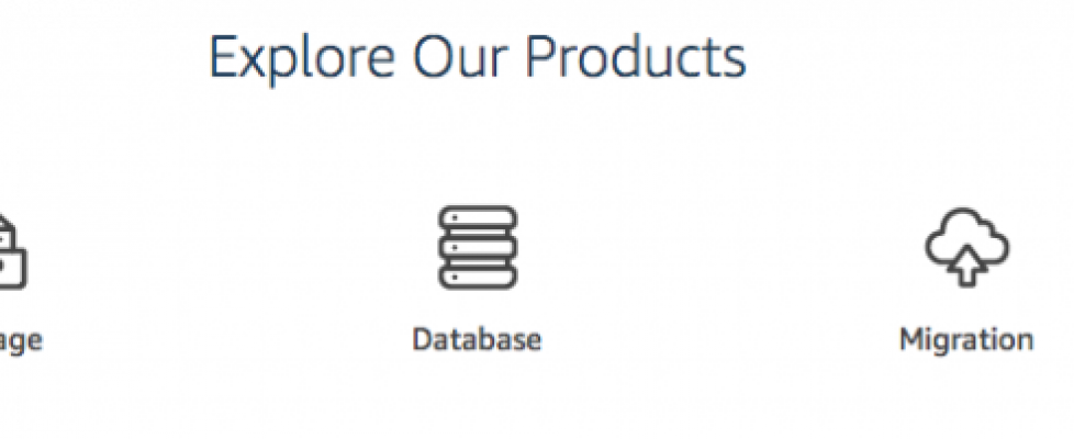 Cloud Products & Services - Amazon Web Services (AWS)
